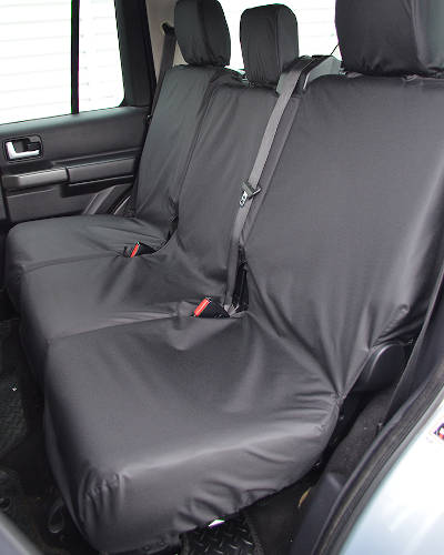 Discovery 4 Waterproof Rear Seat Covers