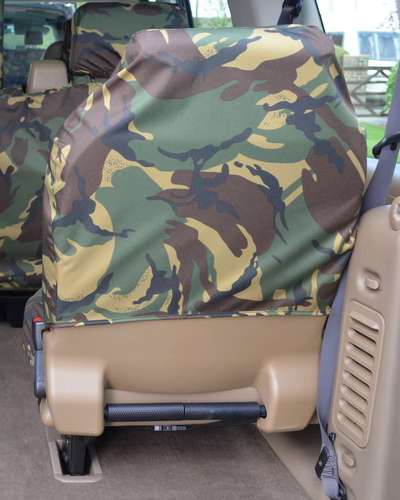 Discovery II 3rd Row Seat Covers
