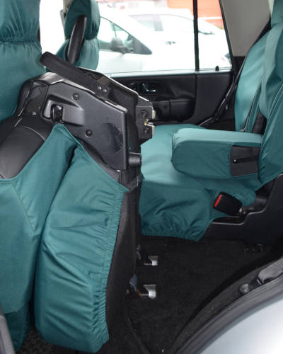 Discovery II Tailored Rear Seat Covers