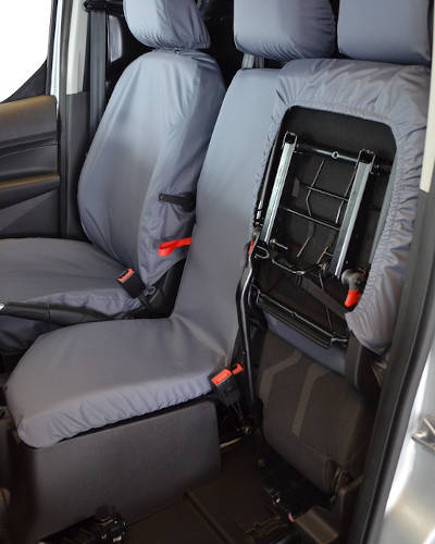Ford Transit Connect Lift-Up Seat Covers