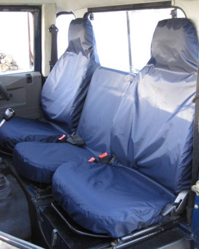 Front Seat Covers for Land Rover Defender