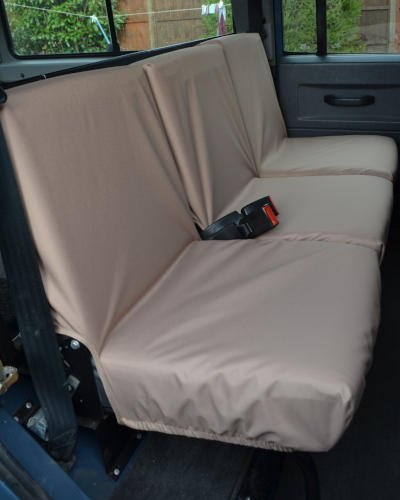 Land Rover Defender 110 Bench Seat Covers
