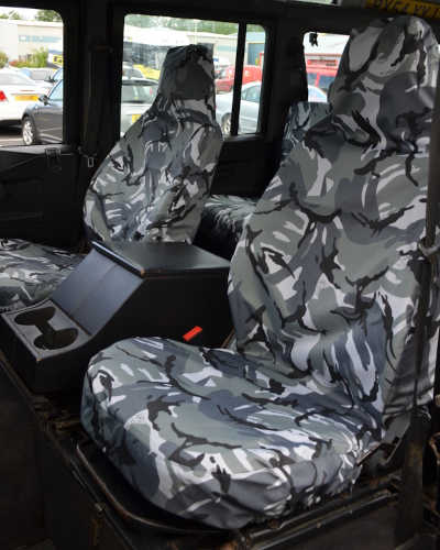 Land Rover Defender 110 Seat Covers