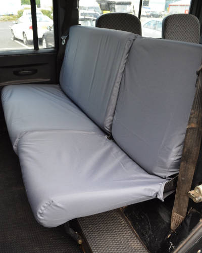 Land Rover Defender 60/40 Rear Seat Covers