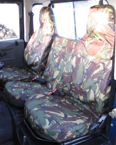 Land Rover Defender 90 Seat Covers