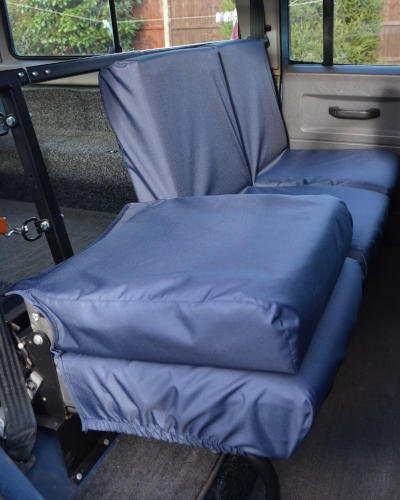 Land Rover Defender Rear 3x1 Seat Covers