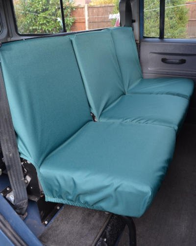 Land Rover Defender Rear Seat Covers