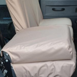 Land Rover Defender Rear Seat Covers (1983-2007)