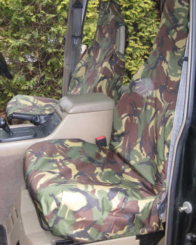 Land Rover Discovery 1 Camo Seat Covers