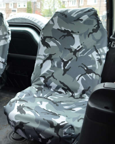 Land Rover Discovery 2 Jump Seat Covers