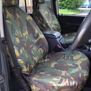 Land Rover Discovery 2 Seat Covers Full Set (1998-2004)