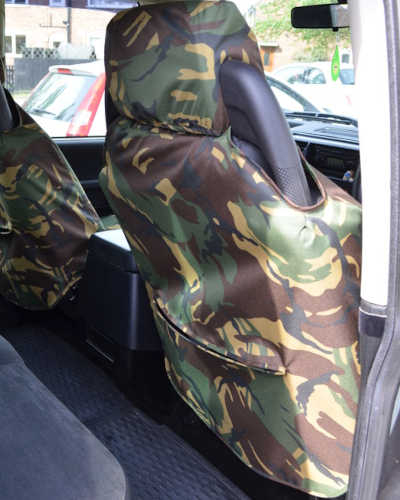 Land Rover Discovery 2 Tailored Seat Covers