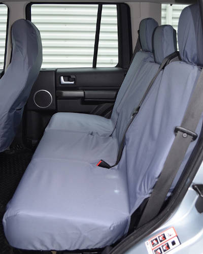 Land Rover Discovery 3 Rear Seat Covers