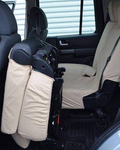 Land Rover Discovery 4 Rear Seat Covers