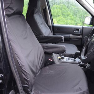 Land Rover Discovery 3-4 Front Seat Covers (2004-2016)