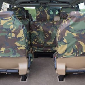 Land Rover Discovery 2 Rear Seat Covers (1998-2004)