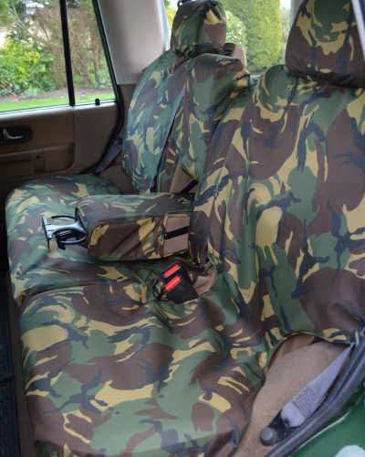 Land Rover Discovery II Rear Seat Covers