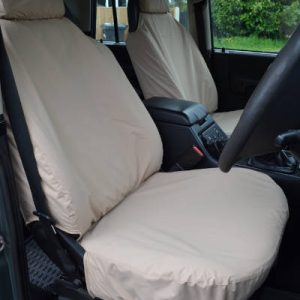 Land Rover Discovery 2 Front Seat Covers (1998-2004)