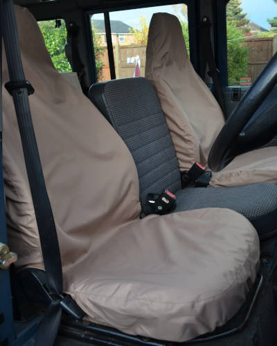 Seat Covers for Land Rover Defender