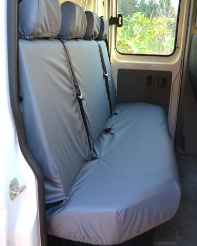 2nd Row Seat Covers for Mercedes Sprinter