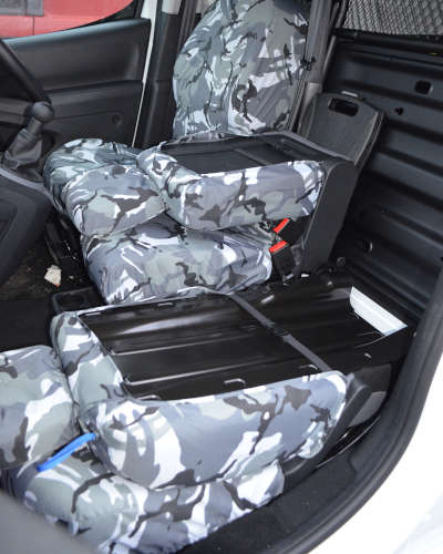 Berlingo Extenso Seat Covers