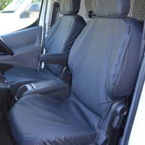 Citroen Berlingo II Seat Covers – Single Front (2008-2018)