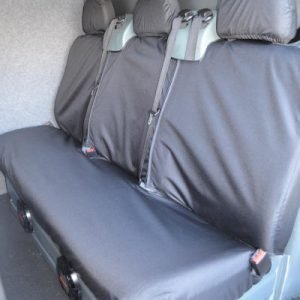 Ford Transit Seat Covers – Crew Cab Rear (2000-2013)