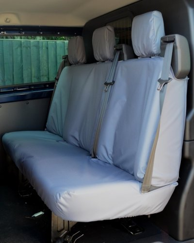 Ford Transit Custom Rear Seat Covers