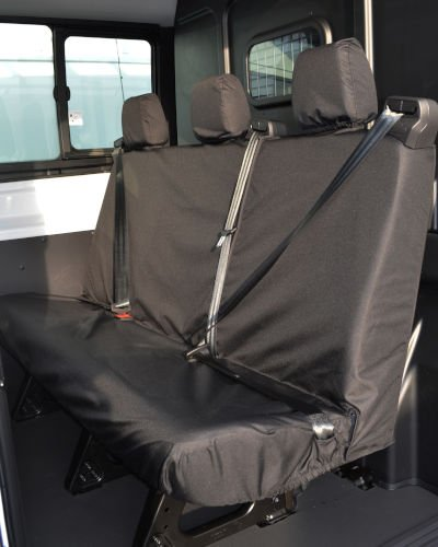 Ford Transit Double Cab Rear Seat Covers