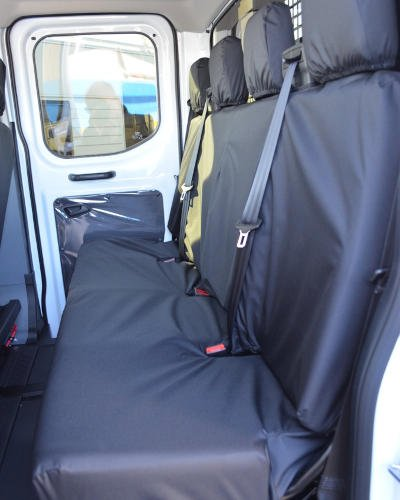 Ford Transit Double Cab 4-Seater Seat Covers