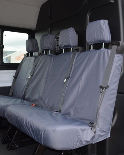 Ford Transit Double Cab Seat Covers