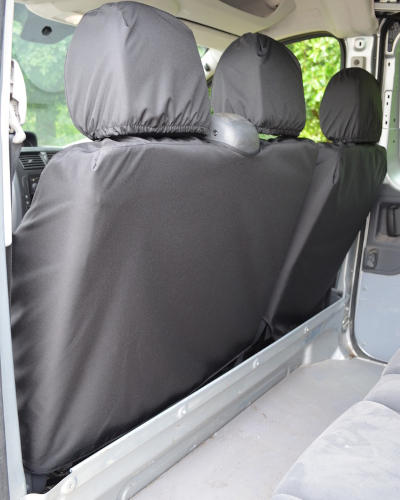 Front Seat Covers for Citroen Dispatch