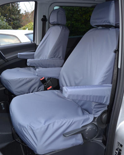 Front Seat Covers for Mercedes Vito