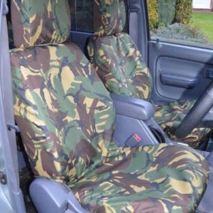 Toyota Hilux Seat Covers – Tailored (2001 to 2005)