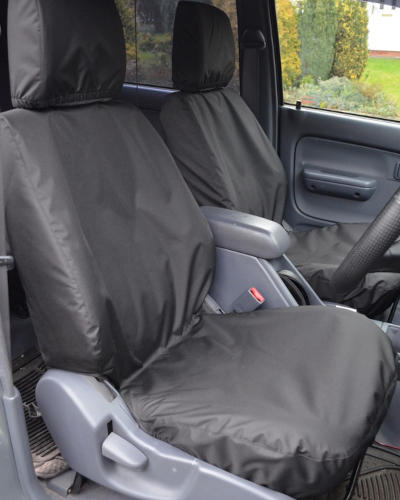 Hilux Seat Covers - Black