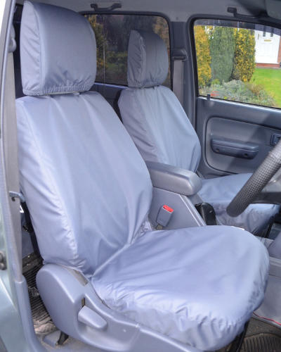 Hilux Seat Covers - Grey