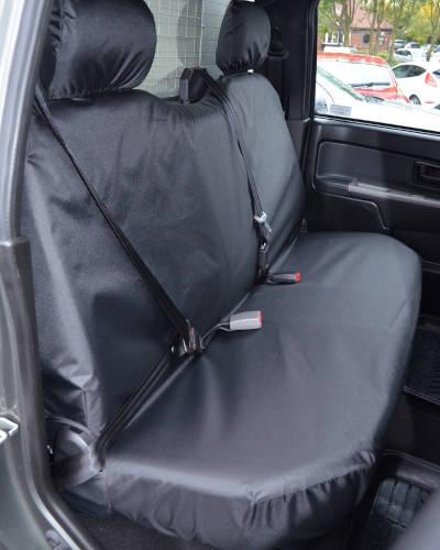 Isuzu Rodeo Back Seat Covers