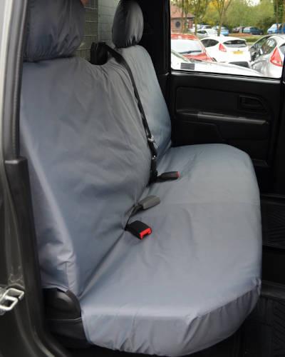 Isuzu Rodeo Rear Seat Covers