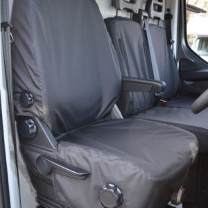 Iveco Daily Seat Covers – Tailored Front (2014 to Present)