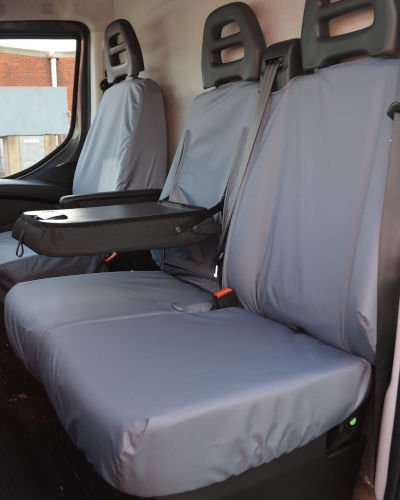 Iveco Daily Dual Passenger Seat Covers