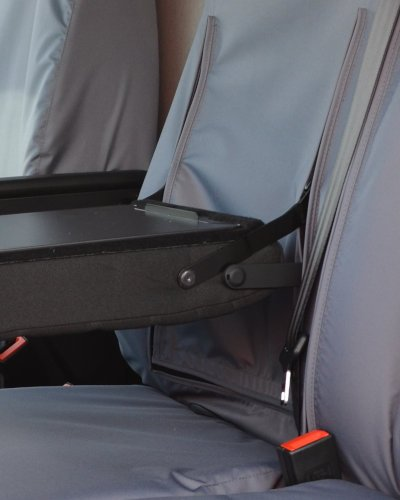 Iveco Daily Seat Covers with Fold-Down Table