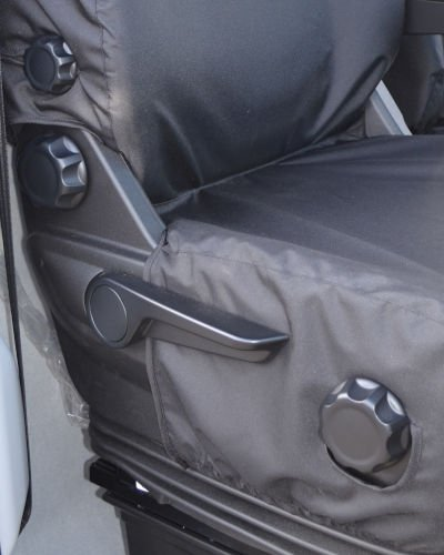 Iveco Daily Tailored Seat Covers