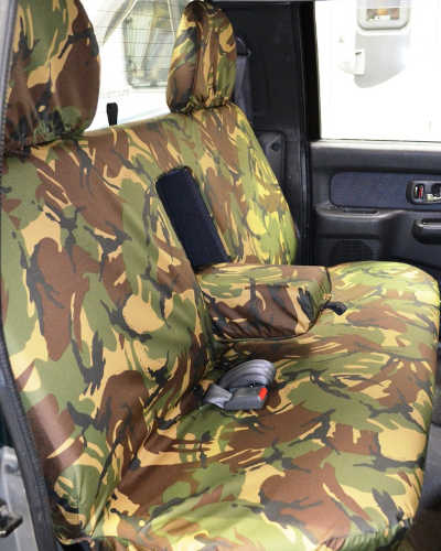 L200 Seat Covers