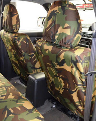 L200 Tailored Seat Covers