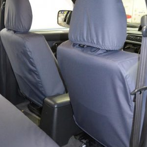 Mitsubishi L200 Seat Covers – Tailored (1997 to 2006)