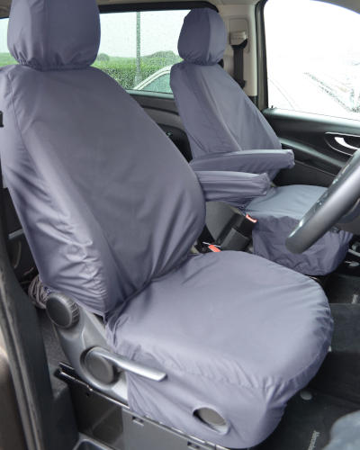 Mercedes-Benz Vito Front Seat Covers