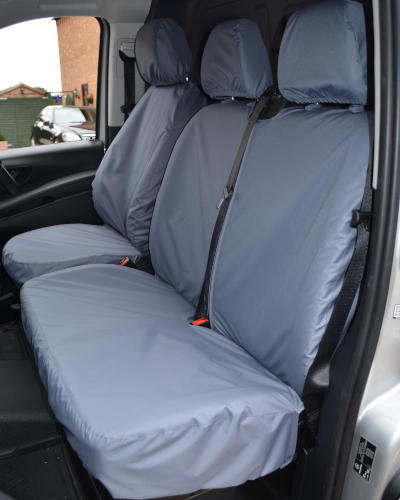 Mercedes-Benz Vito Van Seat Covers
