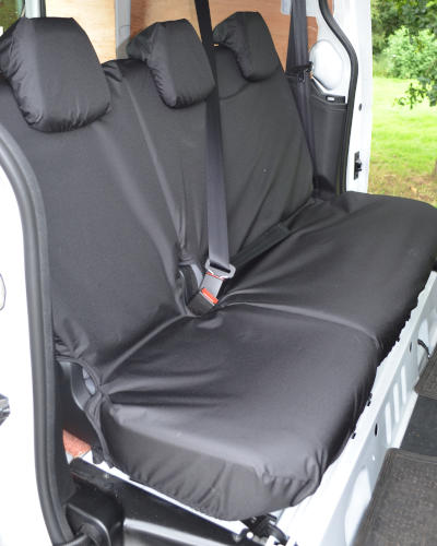 Partner Crew Split Rear Seat Covers