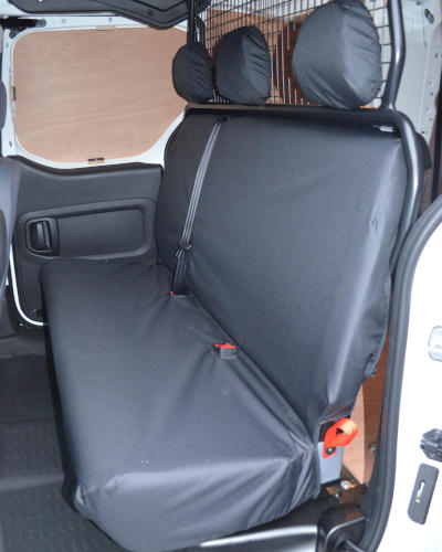 Partner Crew Van Rear Seat Covers