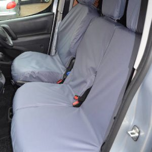 Peugeot Partner II Seat Covers – Multi-Flex Front (2008-2018)
